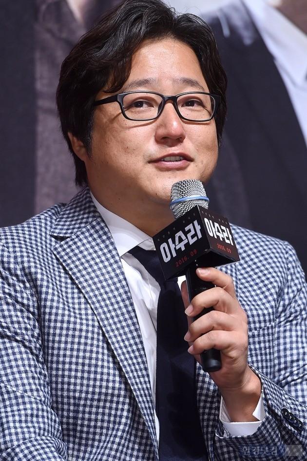 영화 '아수라' 곽도원 /사진 최혁 기자