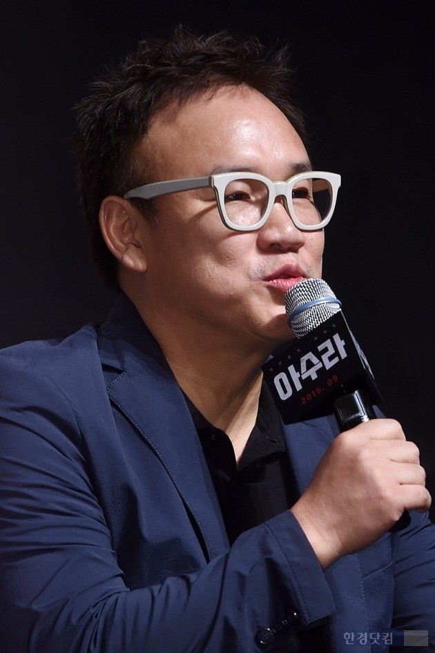 영화 '아수라' 김성수 감독/사진=최혁 기자