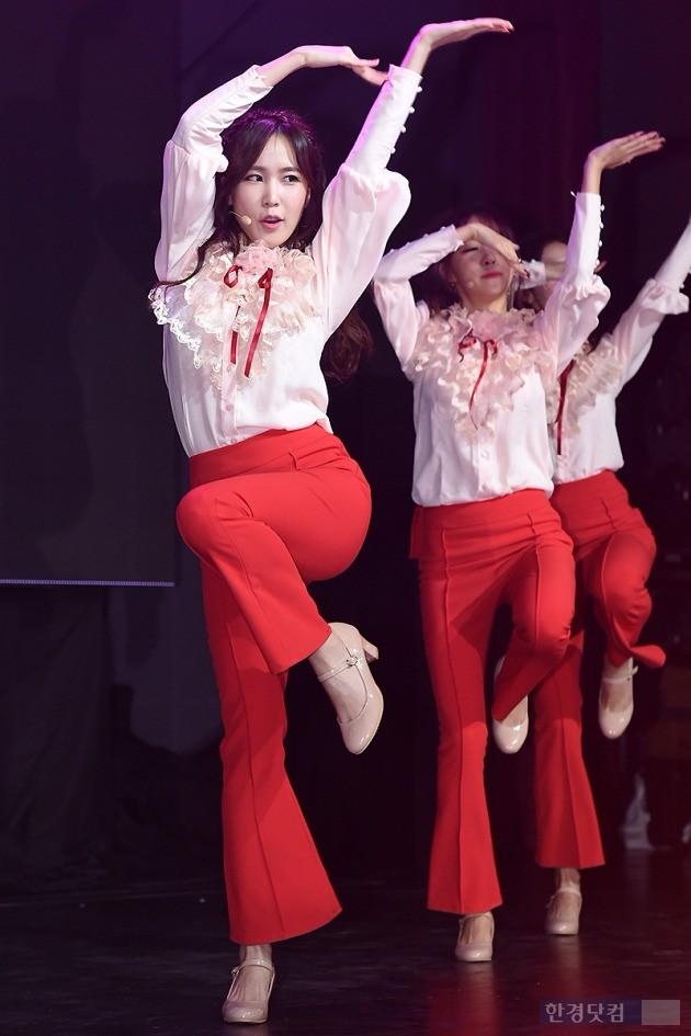 크레용팝 쇼케이스 / 사진 = 변성현 기자