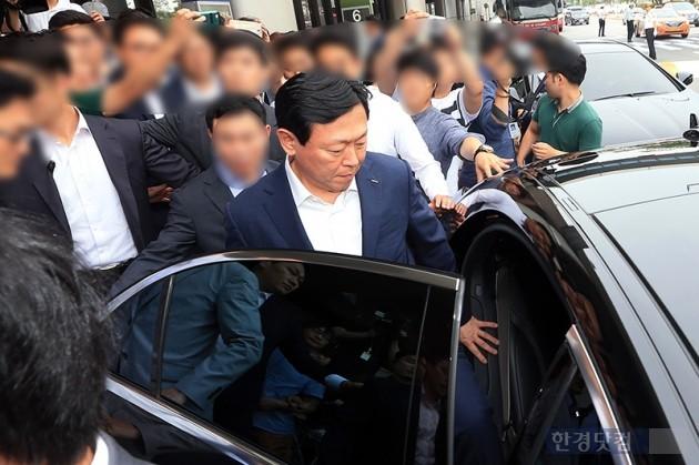 신동빈 롯데그룹 회장. 한경DB