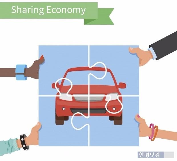 주요 업체들이 연간 100~300%대 매출 성장세를 보이고 있는 카셰어링 시장. / 사진=게티이미지뱅크