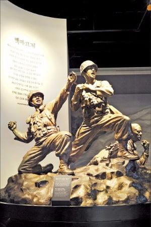 백마고지 전투로 아군 사상자도 많이 발생했지만 중공군 1만명을 물리치고 고지를 무사히 지켜낼 수 있었다.