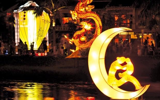 호이안의 등불 축제