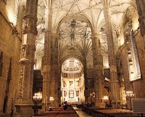 포르투갈 리스본의 제로니모스 수도원
