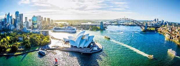 호주 시드니항구