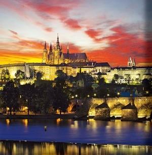 체코 프라하에 있는 프라하 성