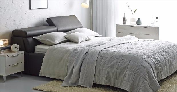 한샘 밀로 침대.