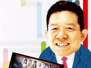 '중국판 넷플릭스'러에코 자웨팅 CEO, '중국판 엘론 머스크'로 불려