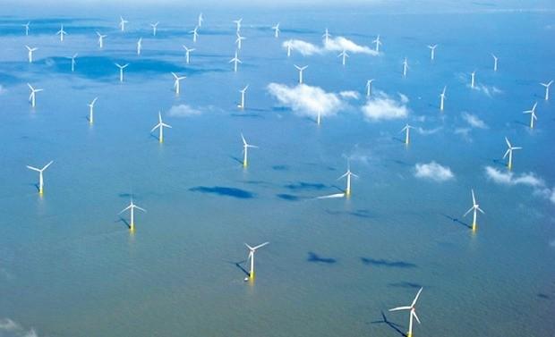 세계 최대 해상풍력발전단지인 런던 어레이