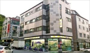 충남 아산시 온양온천역세권 신축 상가 빌딩