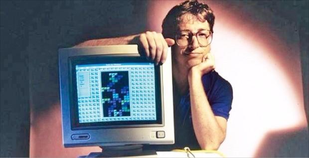 빌 게이츠의 성공도 상당 부분 운에 힘입었다고 프랭크 교수 등은 강조한다.