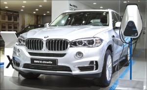 BMW X5 x드라이브 40e