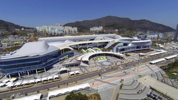 전남 여수시 세계박람회장 전경 / 여수시 제공