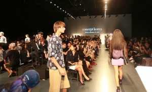 K패션과 K팝의 결합...뉴욕 맨해튼 이색 패션쇼