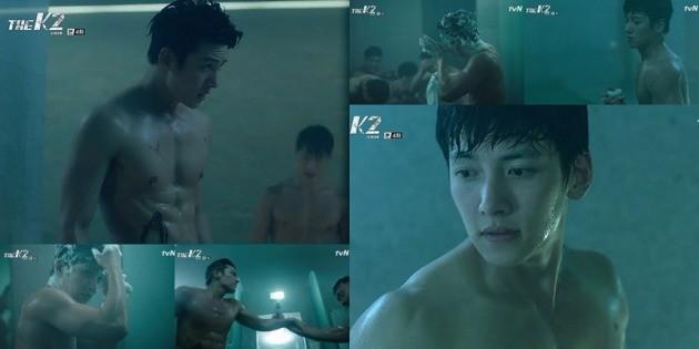 '더 케이투' 지창욱 / tvN '더 케이투(THE K2)' 방송화면