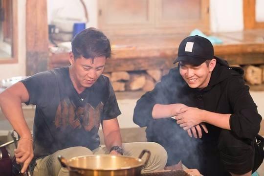 이서진, 윤균상  /  사진=tvN '삼시세끼' 공식 페이스북
