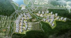 [의왕백운밸리 효성해링턴 플레이스①규모]자연·교통환경 갖춘 2480가구 대단지