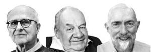 중력파 검출로 유력한 노벨상 후보였던 라이너 와이스·로널드 드레버·킵 손 교수