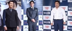 [이슈플러스] 정우성·조진웅·마동석 '아재 전성시대'…아재株 탐난다