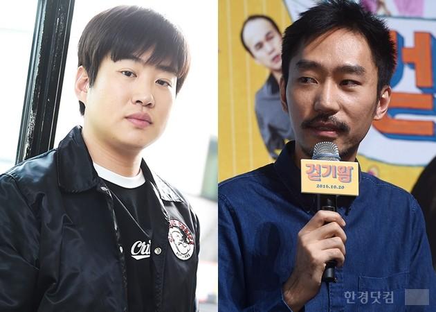 '걷기왕' 백승화 감독, 안재홍
