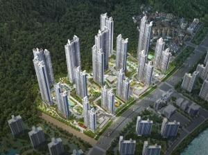 [원주기업도시 EG더원 1차①규모]신도시 전문가가 짓는 중소형 1430가구 대단지