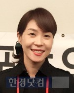 대한스포츠의학회 최우수연제상을 수상한 서울시립대 김현정 연구원.