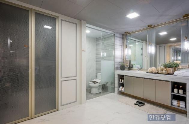 '원주기업도시 EG더원 1차' 전용 113㎡ 내부.