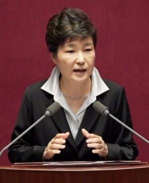 박근혜 대통령(사진=청와대 블로그)