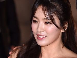 송혜교 악플러 벌금형 300만원 선고…'스폰서 루머' 씨 말린다