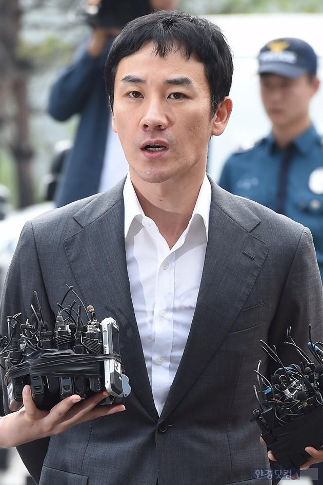 엄태웅 아내 윤혜진 유산