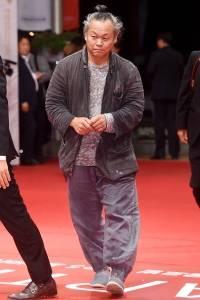 김기덕 감독, '자유분방한 모습'(부산국제영화제)