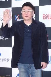곽경택 감독, '부일영화상 참석했어요~'