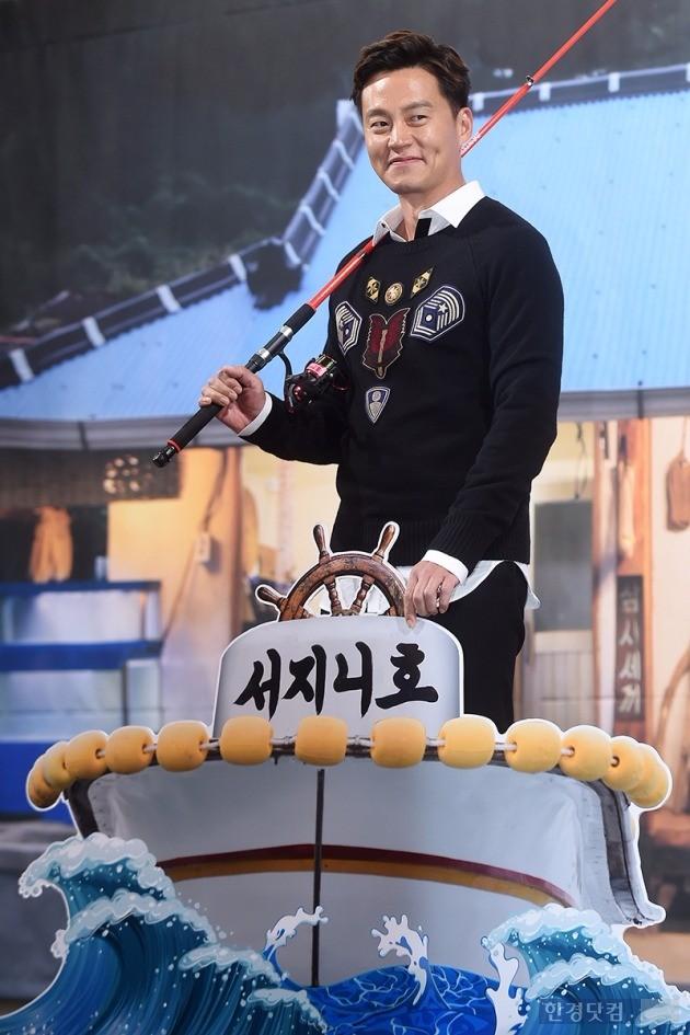 '삼시세끼 어촌편3' 이서진 / 사진 = 최혁 기자