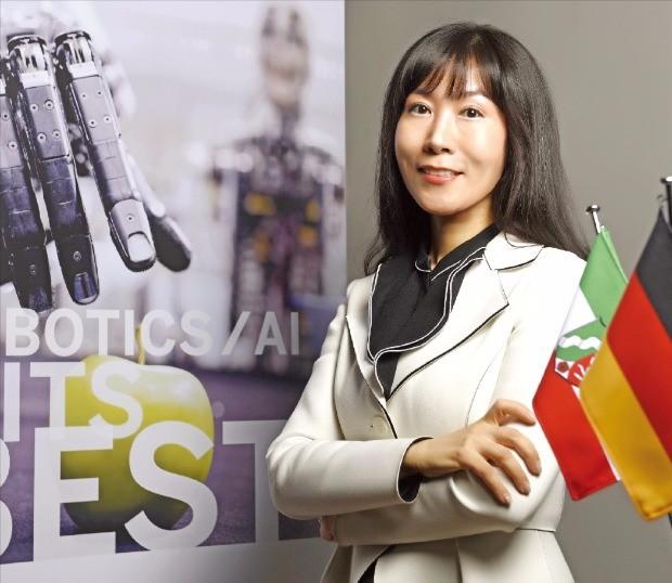 김소연 NRW경제개발공사 한국대표.