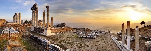 베르가마의 아크로폴리스