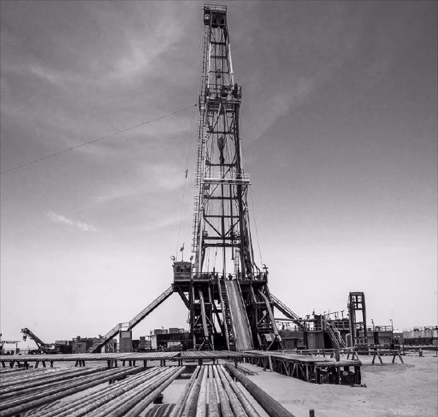 GS에너지의 아랍에미리트(UAE) 광구