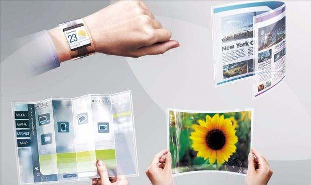 OLED패널이 주인공이 될 미래 디스플레이