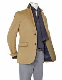 캐시미어 재킷