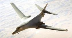 장거리 폭격기 B-1B '랜서'