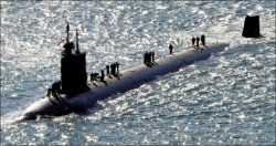 핵잠수함 노스캐롤라이나호