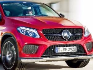 메르세데스벤츠 'GLE 쿠페'…스포츠카 뺨치는 스포티 SUV