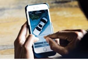 차량 주변 스마트폰으로 보는 리모트 3D 뷰