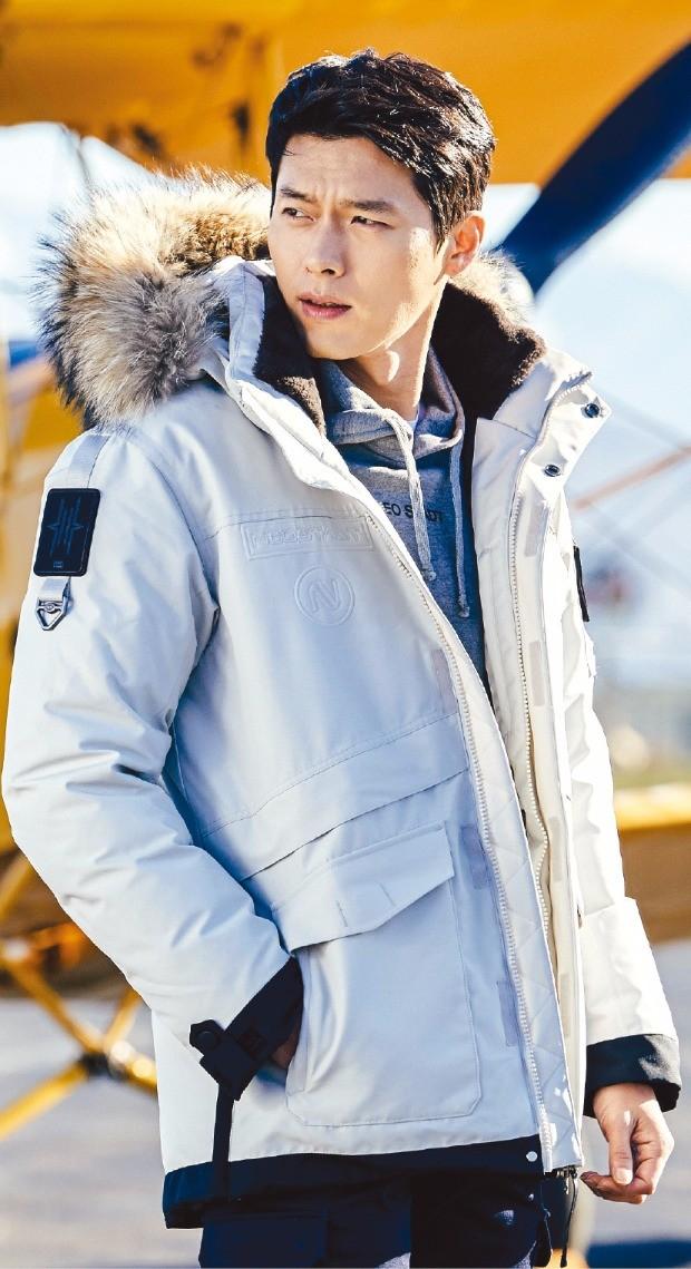 K2 고스트 항공 다운재킷