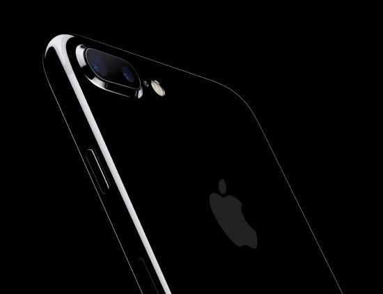 애플의 아이폰7 제트블랙
