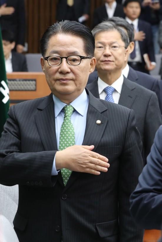 박근혜 대통령이 8일 오전 국회를 방문해 정세균 국회의장을 만난다. 박지원 국민의당 비상대책위원장 겸 원내대표가 페이스북을 통해 이런 내용을 밝혔다. 한경DB.
