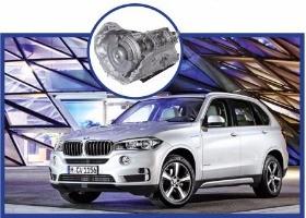 BMW X5와 변속기