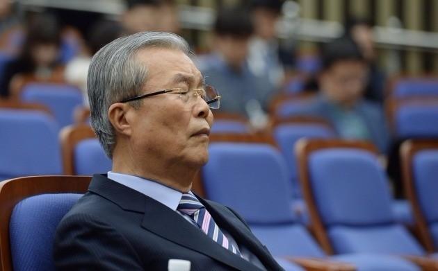 김종인 전 더불어민주당 비상대책위원회 대표. / 한국경제DB