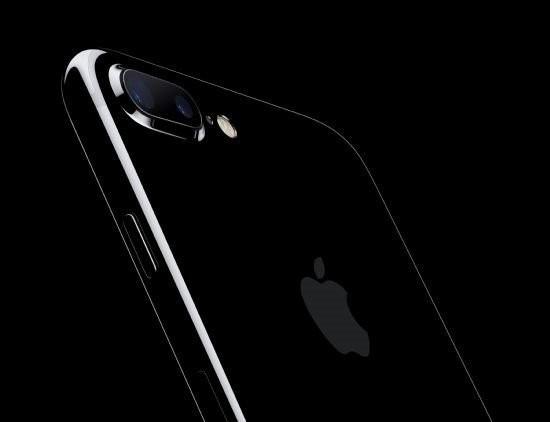 애플 아이폰7 제트블랙