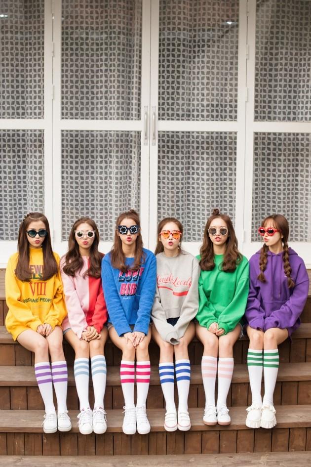 <사진: 걸그룹 에이프릴>
