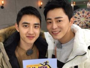 조정석X도경수 브라더스, '런닝맨' 출격…'매력 대방출'